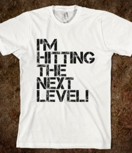 hitting-the-next-level.american-apparel-unisex-fitted-tee.white.w380h440z1